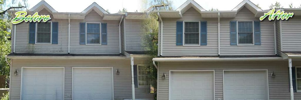Bergen County Aluminum Siding Cleaning