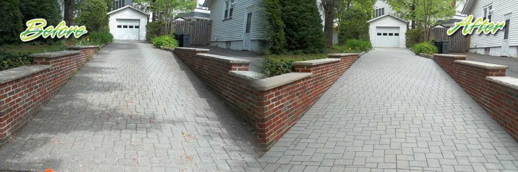 patio cleaning Dumont