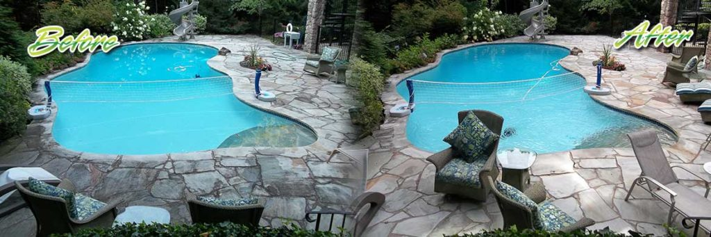 patio cleaning Franklin Lakes