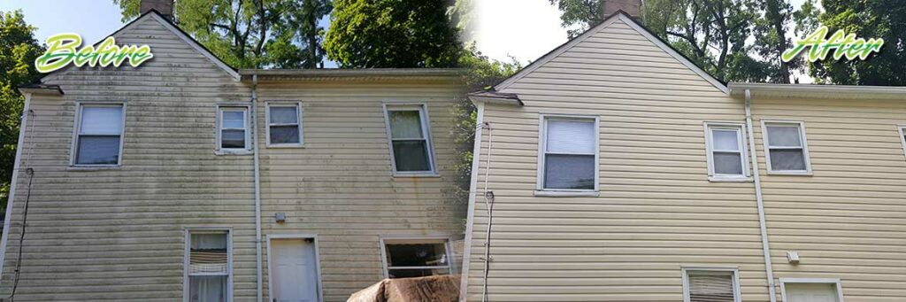 power washing services Hasbrouck Heights NJ