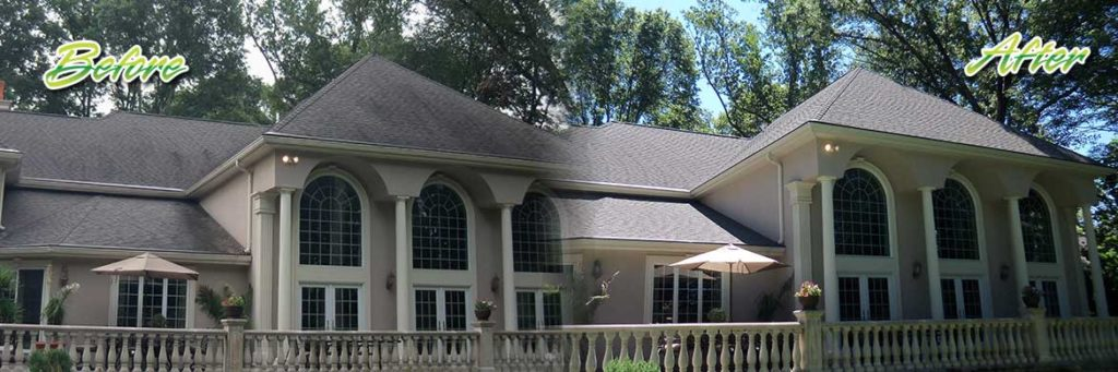 roof cleaning Essex County NJ