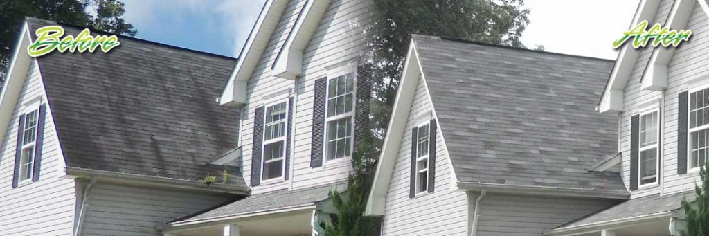 NJ Roof CLeaning
