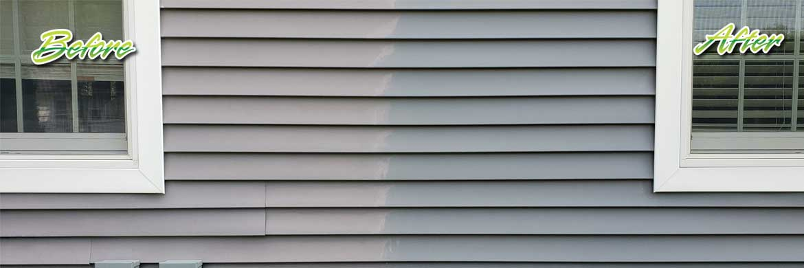 vinyl siding restoration services